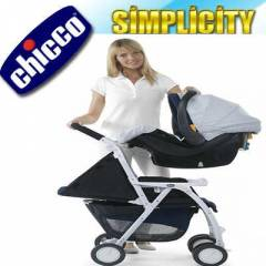 Chicco Simplicity Plus Top Travel Bebek Arabas�