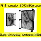 Pin Impression 3D �ivili �er�eve