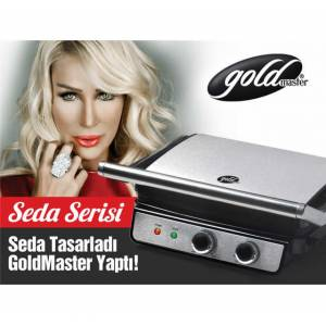 GOLDMASTER ROYAL TOST MAK�NES� GSM 7409