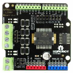 Motor Shield L298 for Arduino (dfrobot)