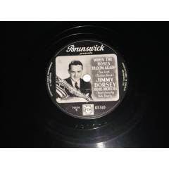P30 JIMMY DORSEY TO-MORROWS SUNRISE  TA� PLAK