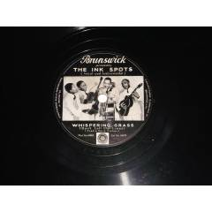 P30 THE INK SPOTS MAYBE   TA� PLAK