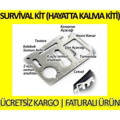 Survival Kit (Hayatta Kalma Kiti)