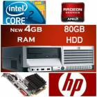HP PRO CORE2 �SLEMC�L� 4GB RAM 2.8GB AT� EKRAN K