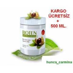 HUNCA B�OTEN AT KESTANES� BALSAMI - 500 ML.