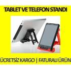 Tablet ve Telefon Stand�