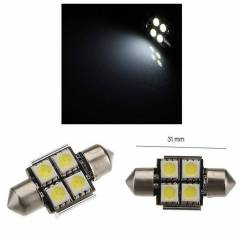 Transformacion 31 mm 4 Led Sofit Tavan Amp�l� 01