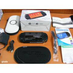 SONY PSP E1004 CHARCOAL BLACK 16GB+FULL AKSESUAR