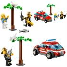 Lego City Fire Chief Car Oyun Seti