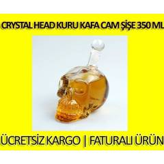 Crystal Head Kuru Kafa Cam �i�e 350 ml