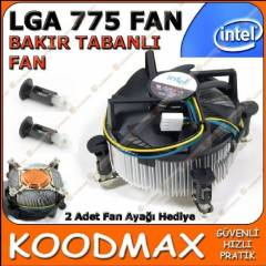 Intel LGA i�lemci Fan� - 775 Fan - CPU Fan