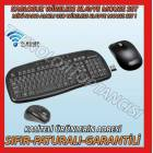 LAPTOP NANO W�RELESS KABLOSUZ KLAVYE MOUSE SET