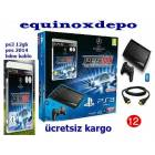 PLAYSTAT�ON3 - PS3 12 GB + PES 2014 + HDMI