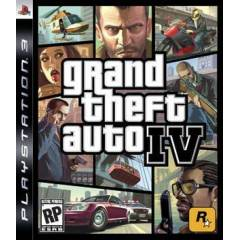 GTA 4 GRAND THEFT AUTO 4 PS3 OYUN-HAR�TALI SIFIR