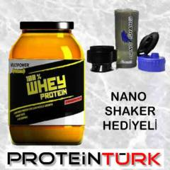 MULT�POWER %100 Whey Protein 2.25 kg  �ilek