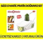 Slice O Matic Pratik Do�ray�c� Set