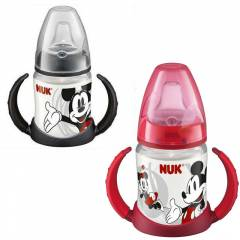 Nuk Disney Mickey FC PP Learner Biberon 150 ML