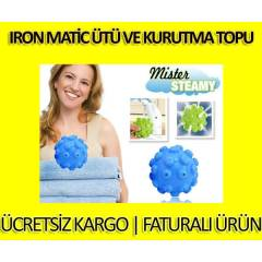 Iron Matic �t� ve Kurutma Topu