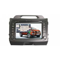 Kia Sportage Double Din USB TV BLUETOOTH S60