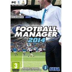 PC FOOTBALL MANAGER 2014 %100 T�RK�E JET KARGO