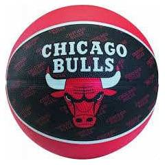 SPALDING NBA TEAM BALL CHICAGO BULLS BASKET TOPU