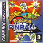 POKEMON PINBALL RUBY&SAPPHIRE GAMEBOY ADVANCE