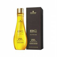 BC BONACURE OIL MIRACLE ARGAN YA�I 100 ML