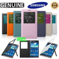 Samsung Galaxy Note 3 K�l�f Flip Cover FULL ORJ