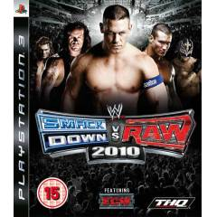 WWE SMACKDOWN vs RAW 2010 PS3 OYUNU+�OOK F�YATA