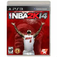 NBA 2K14 NBA 14 PS3 OYUNu
