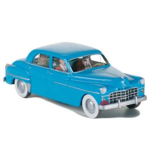 Tintin Le Dodge Coronet 1949 Model Araba Tenten