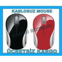 VERSAT�LE KABLOSUZ MOUSE LOG�TECH M187 MODEL�