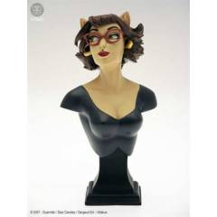 Blacksad : Alma Mayer Mini Bust