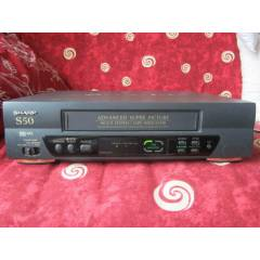 SHARP S50  VHS V�DEO RECORDER