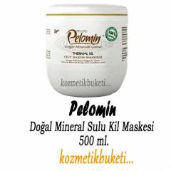 Pelomin Spa Termal Kil Y�z Maskesi 500ml