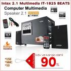 �NTEX IT-1825 2+1 SES S�STEM� MULT�MEDYA
