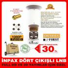 �NPAX 4 L�  PERFORMANS LNB  FULL HD 3 D LNB