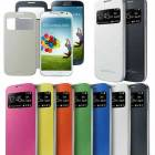 SAMSUNG GALAXY S4 MiNi KILIF FLiP COVER S-ViEW