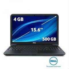 Dell Laptop �3 3217U 4GB 500GB 1GB VGA 15.6""