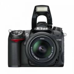 Nikon DSLR D7000 18-55mm VR Lens Kit Fot