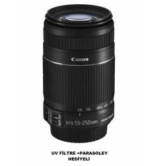 Canon 55-250mm f/4-5.6 IS II Zoom Lens!HED�YEL�!