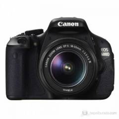 Canon 600D 18-55mm DC III Lens ***HED�YEL�***
