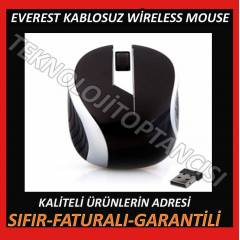 EVEREST NANO ALICILI W�RELESS KABLOSUZ MOUSE