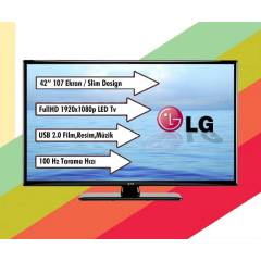 LG 42LN5204 Slim Led Tv