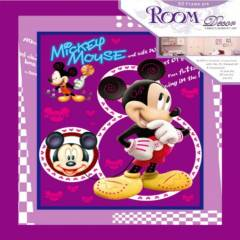 ROOM DECOR M�CKEY MOUSE 3D NEW ART ST�CKER �ZEL