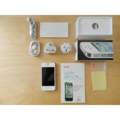 Apple iPhone 4 Cep Telefonu | Beyaz | 16GB