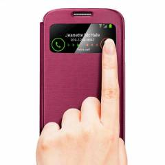 Spigen SGP GALAXY S4 CASE ULTRA Flip View K�l�f