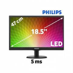 PH�L�PS LED MON�T�R 193V5LSB2-62 18,5''