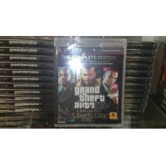 GTA 4 Grand Theft Auto IV Complete Edition