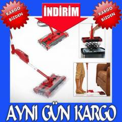 Swivel Sweeper G6 �arjl� Kablosuz S�p�rge